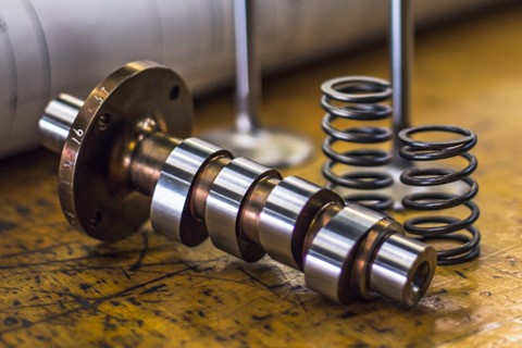 Camshafts and Valvetrain