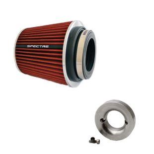 Air Filter & Filter Adaptor Ring Combo