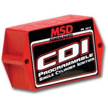 Single Cylinder Programmable CDI