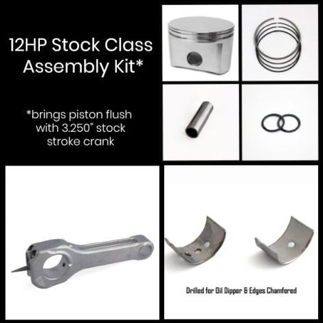 12HP Stock Class Assembly Kit
