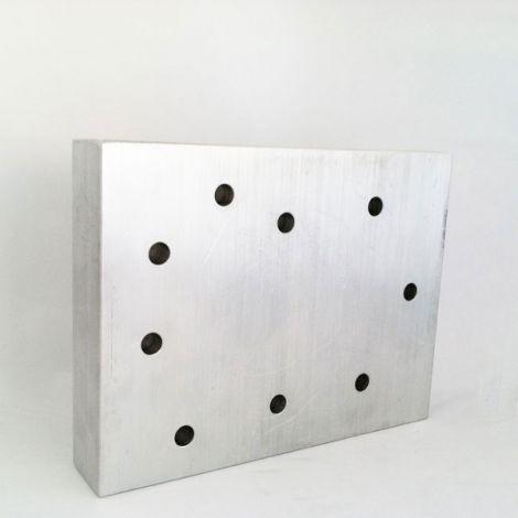Billet 10-12-14 HP Aluminum Head Blank