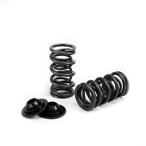 Valve Spring - Dual w/Retainer Assembly (Single Cylinder)