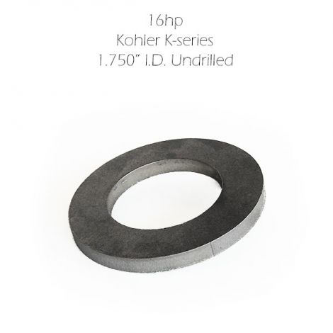 """Exhaust Flange 1.750"""" x 1/4"""" Thick"""