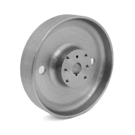"9.5"" Steel Flywheel (16 lbs.)"
