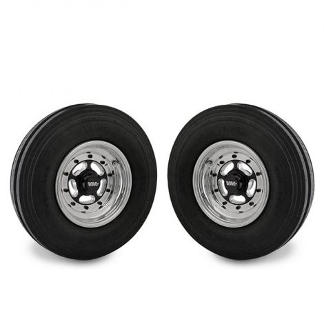 VM Spoke Front Wheels Combo Black
