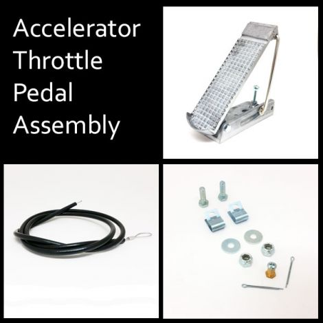 Accelerator Throttle Pedal Assembly Kit