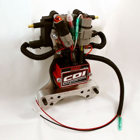 Programmable CD Ignition System (Complete for K-Series & Aftermarket Single Cylinder Engines)