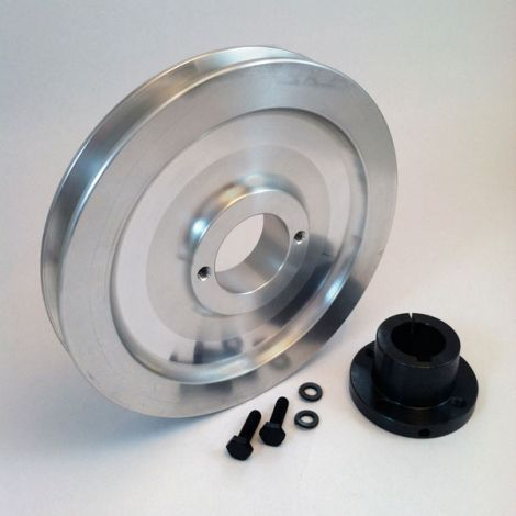 """Front Pulley - Aluminum - 7"""""""