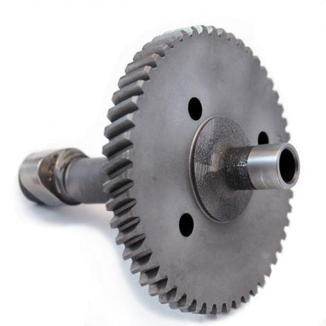 Single Cylinder Cast Camshaft: Stock Class Grind - 4,000 RPM Range