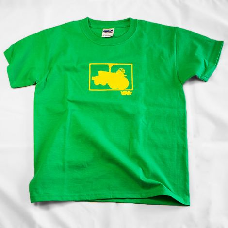 Youth Limited Edition Big Tractor T-Shirt in Green