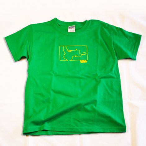 Youth Limited Edition Garden Tractor T-Shirt in Green