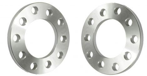 "Aluminum Rear Wheel Spacers  1/4"" - 1/2"""