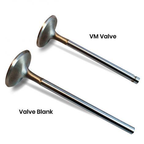 "Stainless Steel Custom Exhaust Valve - 5/16"" Stem"