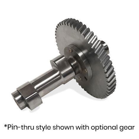 Single Cylinder Steel Camshaft - V600 Series