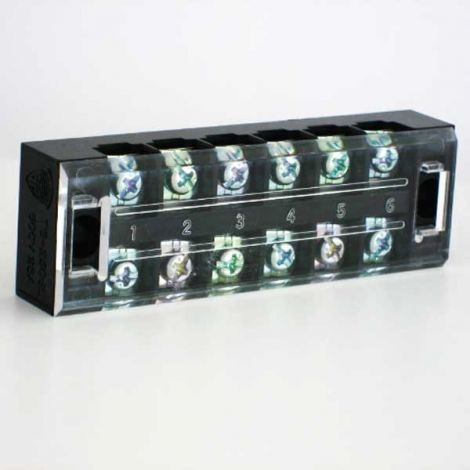 6 Channel Terminal Block