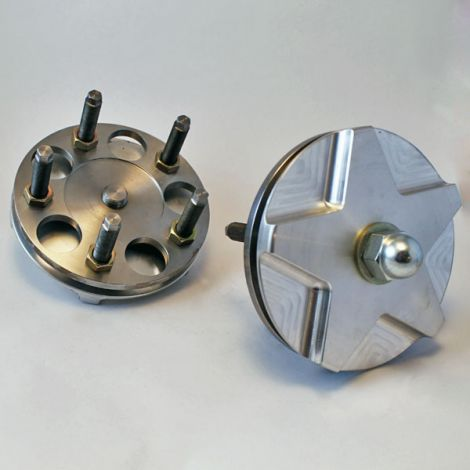 """Quick Change Rear Wheel Adapters Style: """"Mario"""""""