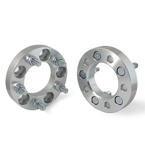 "Aluminum Rear Wheel Spacers 1"" -  2"""